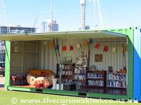 Wynyard Quarter - Choose a book
