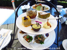 Signature High Tea at Zealong Tea Estate